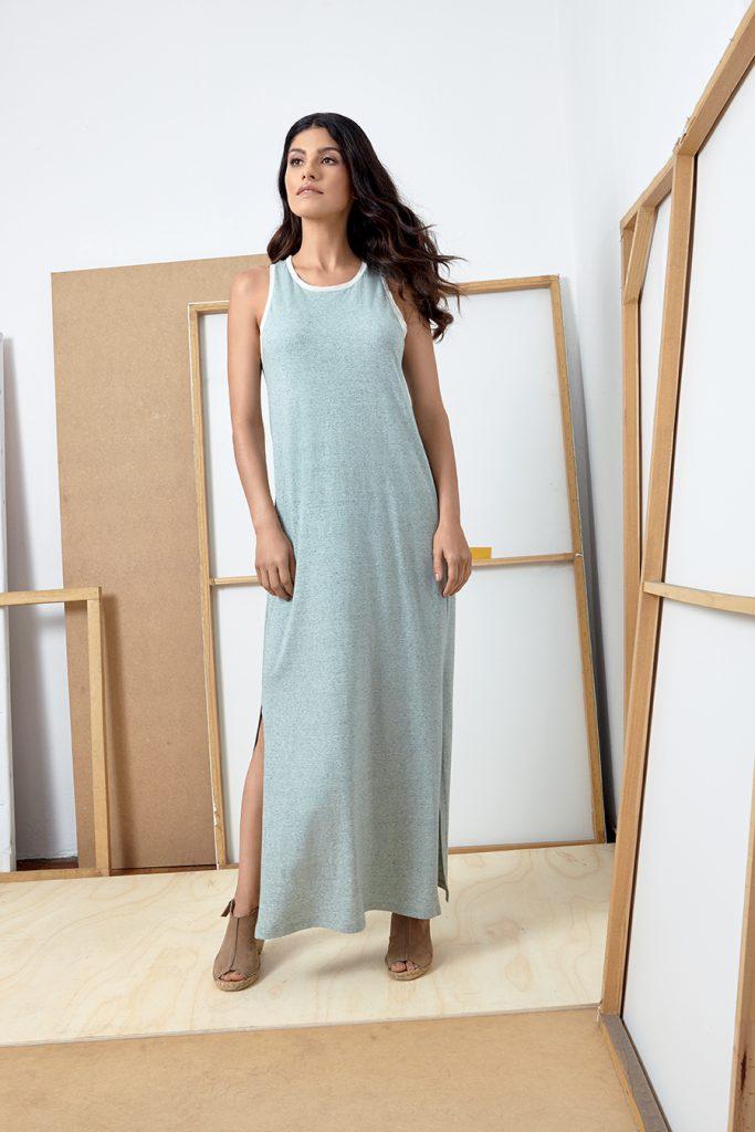 Green Nation Collection - moda sustentável tecido de algodão reciclado