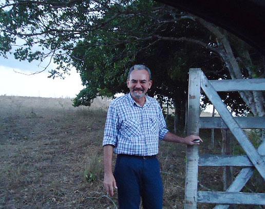Gilvan Ramos Embrapa Algodão Paraíba